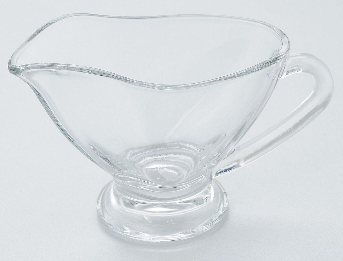 """Соусник Pasabahce """"Basic"""" изготовлен из прочного натрий-кальций-силикатного стекла. Благодаря этому соуснику вы всегда сможете красиво и эстетично подать соус к столу. Изделие придется по вкусу и ценителям классики, и тем, кто предпочитает утонченность и изящность."""