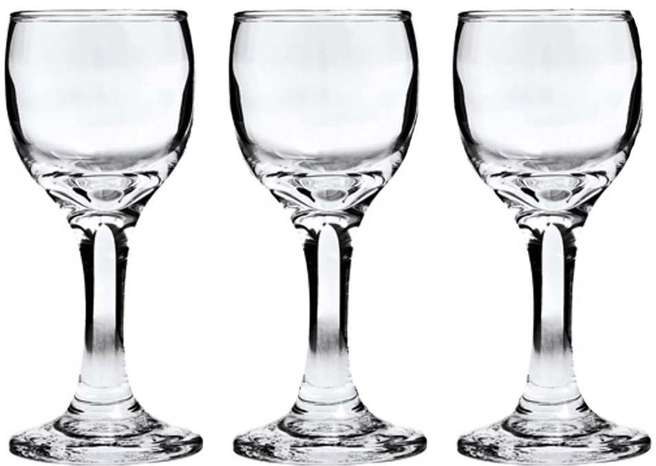 Набор рюмок для водки Pasabahce