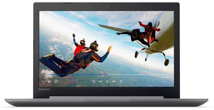 Lenovo IdeaPad 320, Onyx Black (80XR013QRK) ноутбук lenovo ideapad 320 15iap 80xr00x7rk pentium n4200 1 1 4gb 2tb 15 6 1366x768 ag intel hd 505 cam hd bt dvd нет dos black