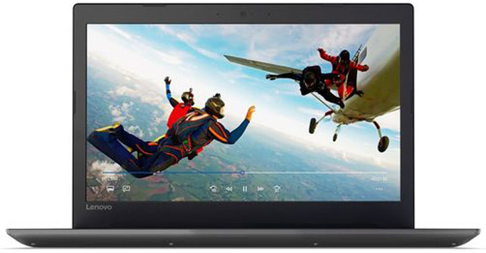 все цены на Lenovo IdeaPad 320, Onyx Black (80XH01NKRK)