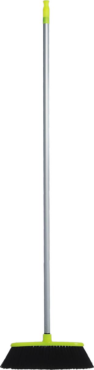 Швабра Apex Fluo, цвет: салатовый, длина 129 см root apex