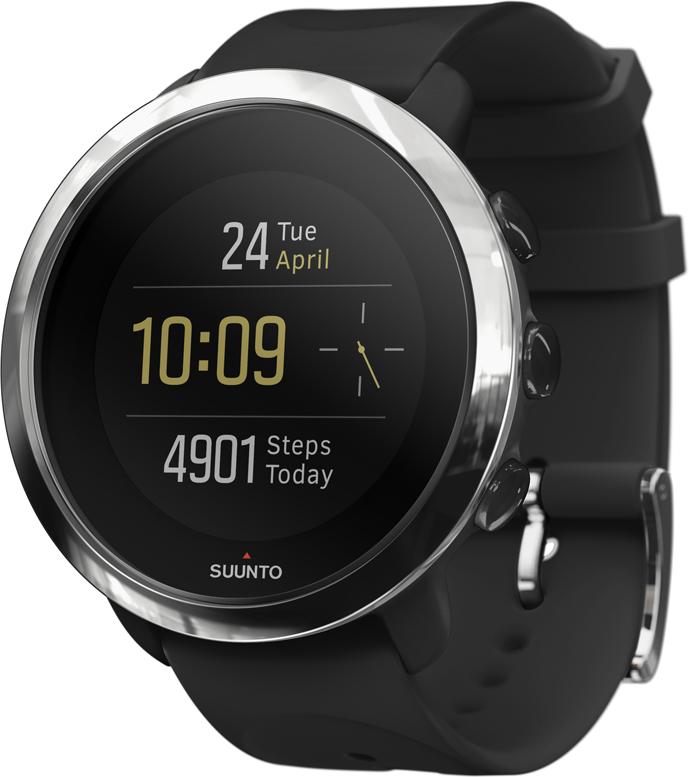 Спортивные часы Suunto 3 Fitness Watch Black