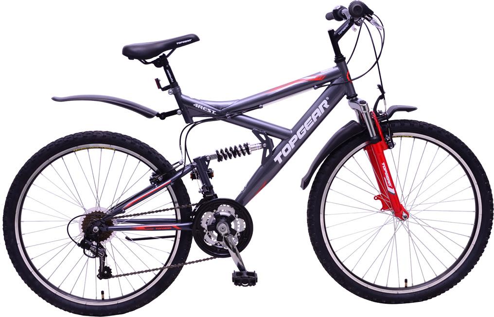 Велосипед горный TopGear 4Rest 220. ВН26424Н