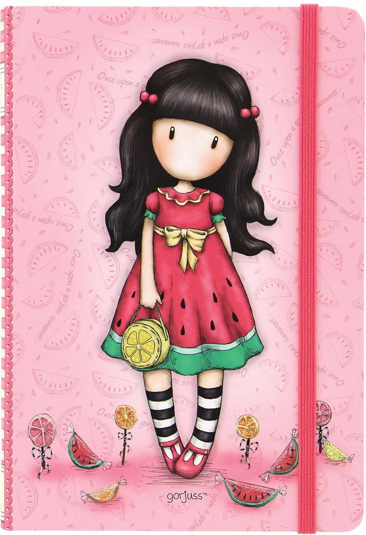 Santoro London Блокнот Every Summer has a Story 96 листов santoro блокнот ladybird pastel print