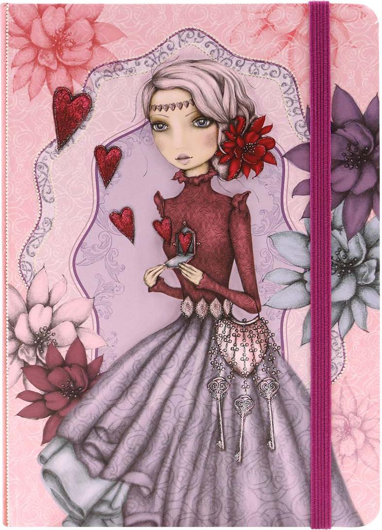 Santoro London Блокнот Secrets 96 листов santoro блокнот ladybird pastel print