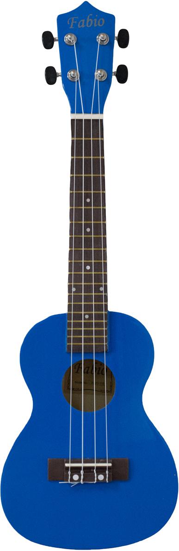 Fabio XU23-11, Blue укулеле