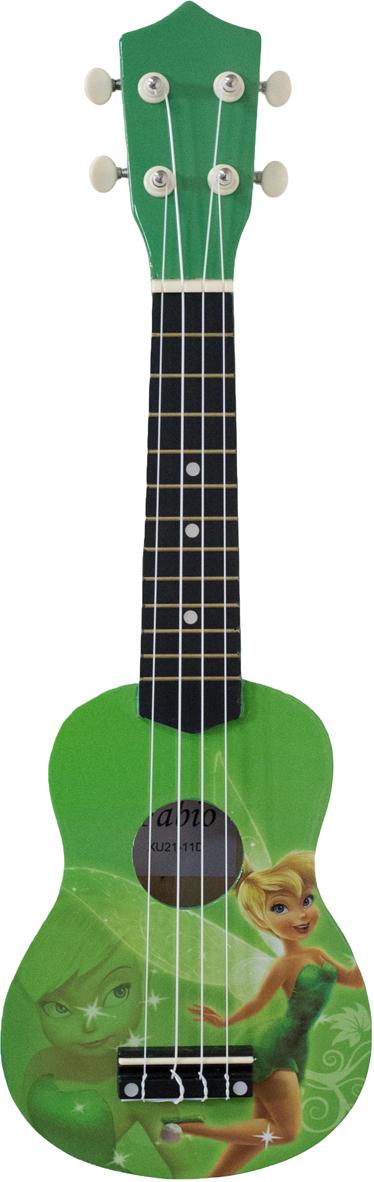 Fabio XU21-11D, Green Фея укулеле