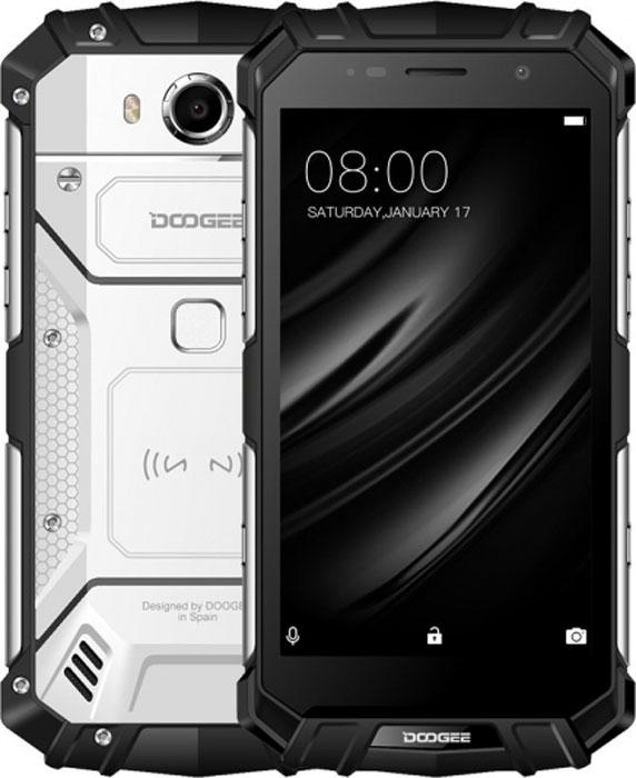Doogee S60 Lite, Moonlight Silver сотовый телефон doogee s60 lite black