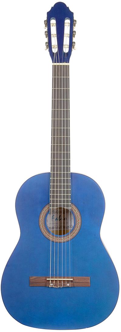 Fabio KM3911 , Blue классическая гитара