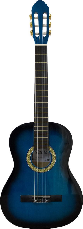 Fabio FB3910 , Blue классическая гитара