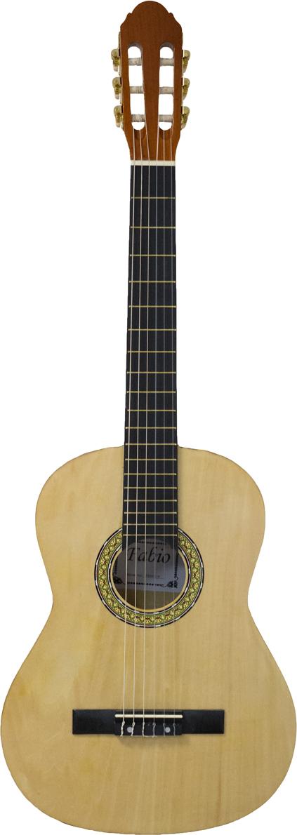 Fabio FB3910 , Beige классическая гитара