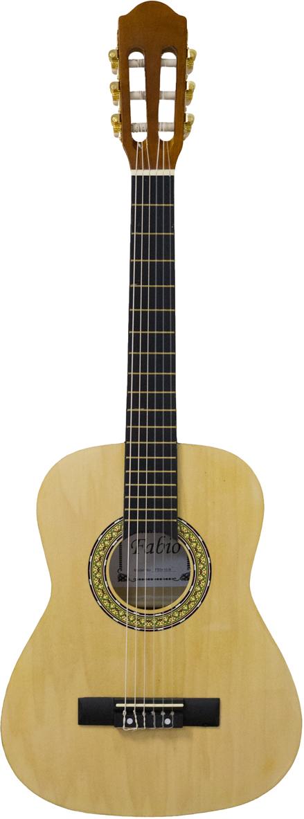Fabio FB3410, Beige классическая гитара