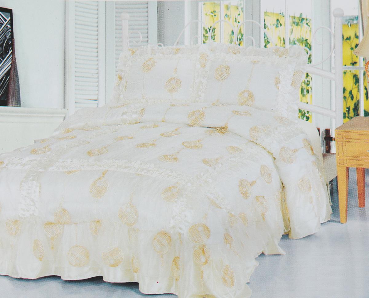 Комплект белья Василиса Делюкс, 2-х спальное, наволочки 50x70, 70x70. 165405
