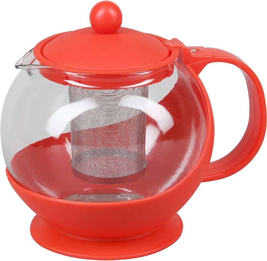 Чайник заварочный Rosenberg RPG-250008 идеально подойдет, как для ежедневного использования, так и для сервировки праздничного стола. Этот чайник станет настоящим открытием для истинных поклонников этого чайных церемоний. С его помощью вы сможете полностью раскрыть вкус чая, позволив каждой чаинке отдать свой вкус, цвет и аромат. Для этого также предусмотрен съемный фильтр из нержавеющей стали. Корпус заварочного чайника выполнен из качественного боросиликатного стекла и пластика, что делает его удивительно износостойким и легким в уходе. Кроме этого можно выделить ещё несколько достоинств: Устойчив к высоким температурам и различным химическим веществам. Выдерживает температуру от -15 C до 148 C. Можно использовать даже для охлаждения в холодильнике. Не вступает в реакцию с пищей, не выделяет вредных веществ при нагреве. Прекрасно сохраняет температуру, поэтому напиток будет оставаться теплым долгое время. Простой и легкий уход.