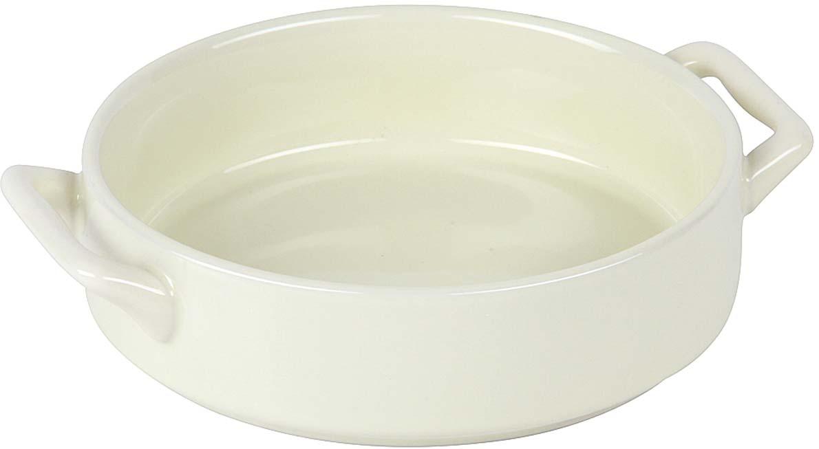 Форма для запекания Pomi d'Oro, цвет: белый, 14,7 х 12  3,5 см