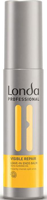Londa Professional Бальзам Visible Repair несмываемый для кончиков волос, 75 мл londa бальзам для кончиков волос visible repair ends balm 75 мл