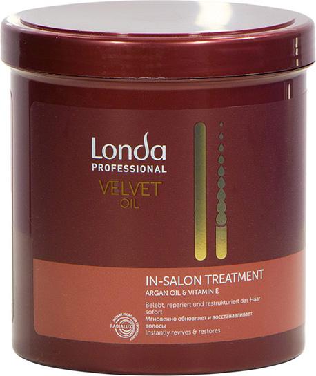 Londa Professional Профессиональное средство (маска) Velvet Oil с аргановым маслом,750 мл шампунь с аргановым маслом 250 мл londa professional velvet oil