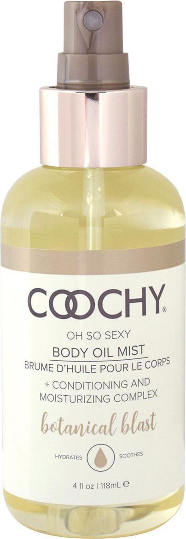 Coochy Масло увлажняющее с феромонами Botanical Mist, 118 мл гиалуроновый мист для лица seantree seantree hyaluron ampoule mist