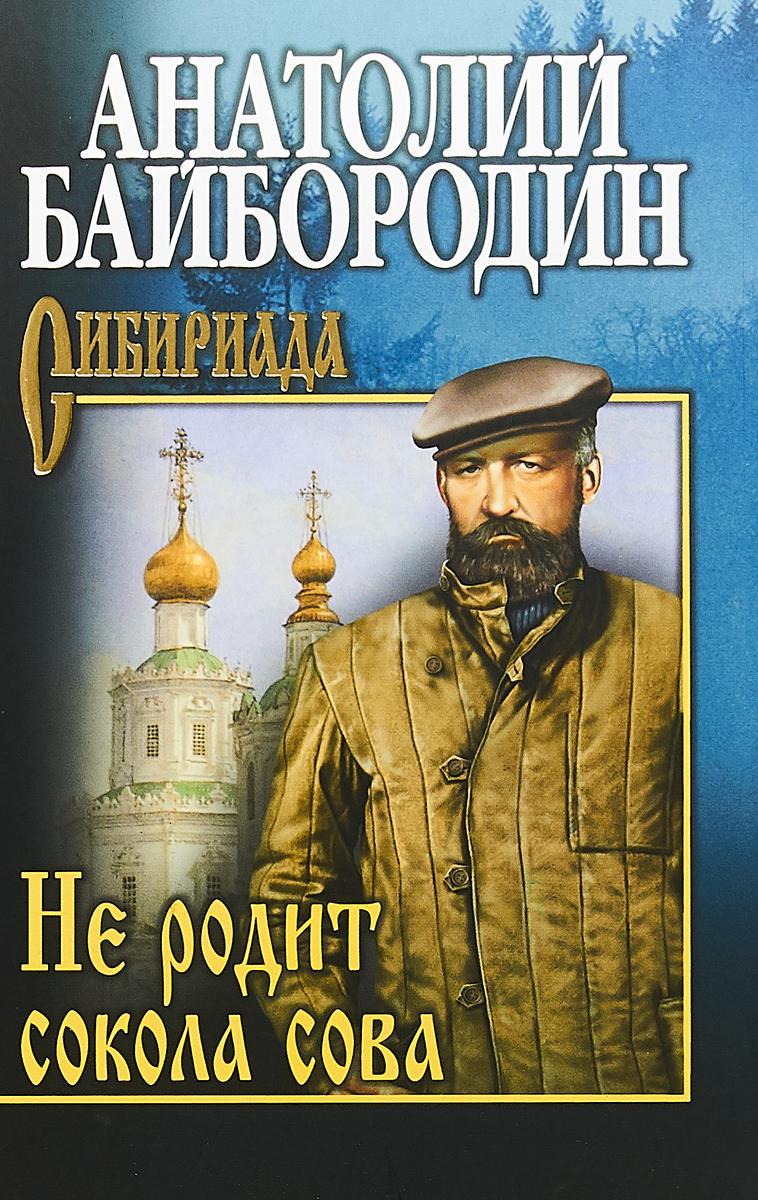 Анатолий Байбородин Не родит сокола сова ISBN: 978-5-4484-0184-8