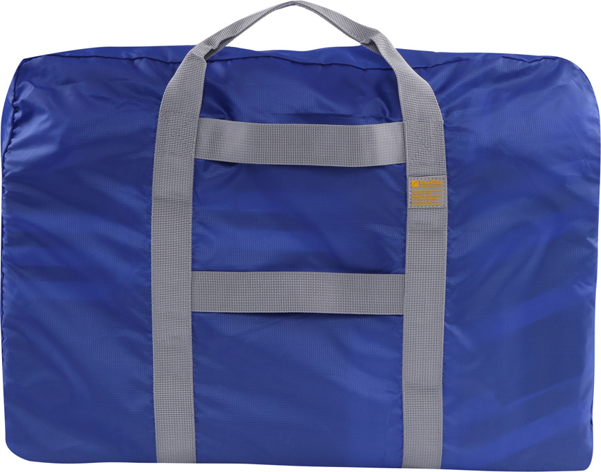 Сумка дорожная Travel Blue Folding Carry Bag, цвет: синий, 30 л