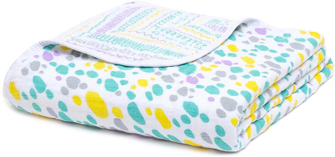 Adam Stork Муслиновое одеяло Candy Dream 120 х 120 см before adam