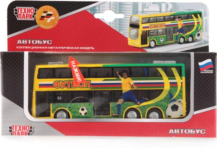 Технопарк Автобус инерционный CT10-054-6 игрушка технопарк автобус ct10 025 sb