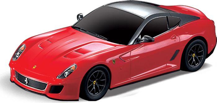 Rastar Радиоуправляемая модель Ferrari 599 GTO масштаб 1:32 rastar радиоуправляемая модель bmw x6 цвет черный масштаб 1 24