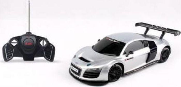 Rastar Радиоуправляемая модель Audi R8 LMS масштаб 1:18 rastar радиоуправляемая модель bmw x6 цвет черный масштаб 1 24