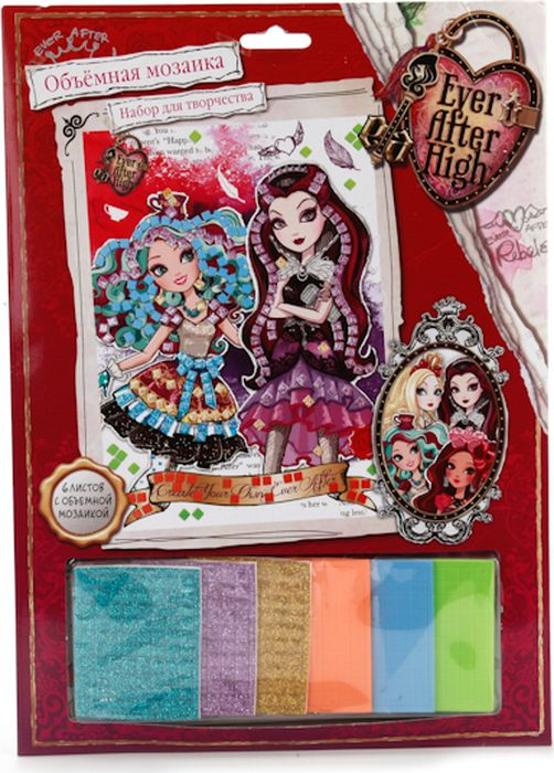 Multi ArtОбъемная мозаика Ever After High Multi Art