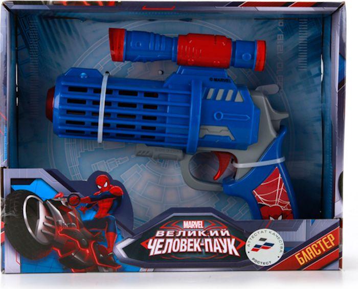 Фото Играем вместе Бластер космический Человек-паук B1211025-R