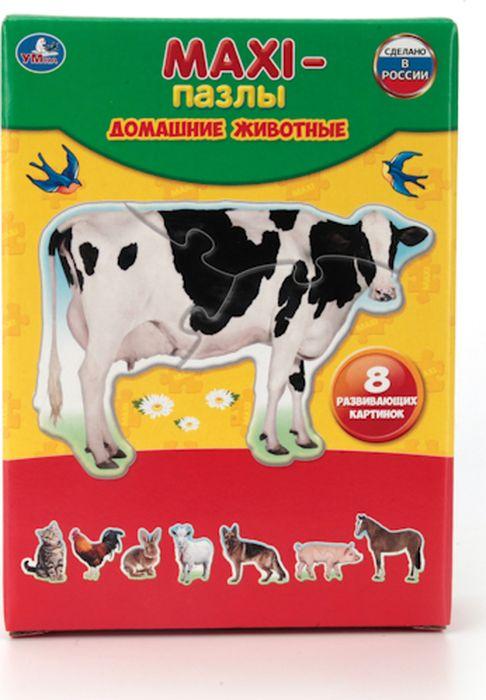 Умка Пазл для малышей Домашние животные 4690590110089