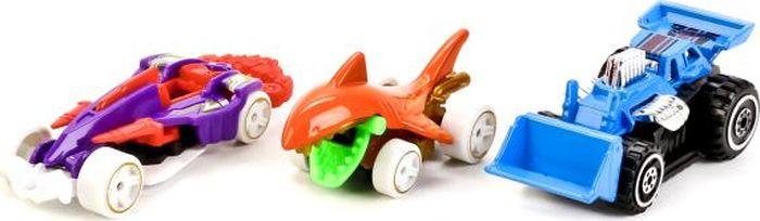 ТехноПарк Набор машинок 3 шт цвет в ассортименте 1583619-R велосипед горный schwinn high timber цвет красный колесо 26