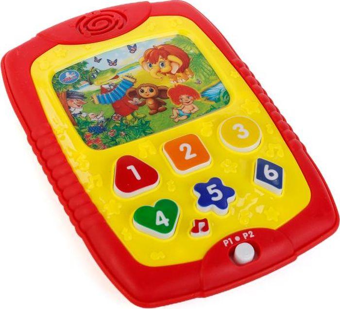 Умка Развивающая игрушка Обучающий планшет развивающая игрушка умка обучающий планшет со стихами а барто