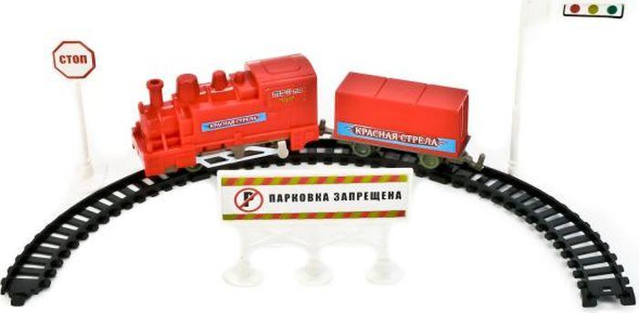 Играем вместе Железная дорога Красная Стрела O124-H06005-R Играем вместе