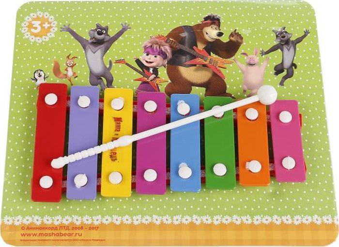 Играем вместе Металлофон Маша и Медведь B1634469-R3