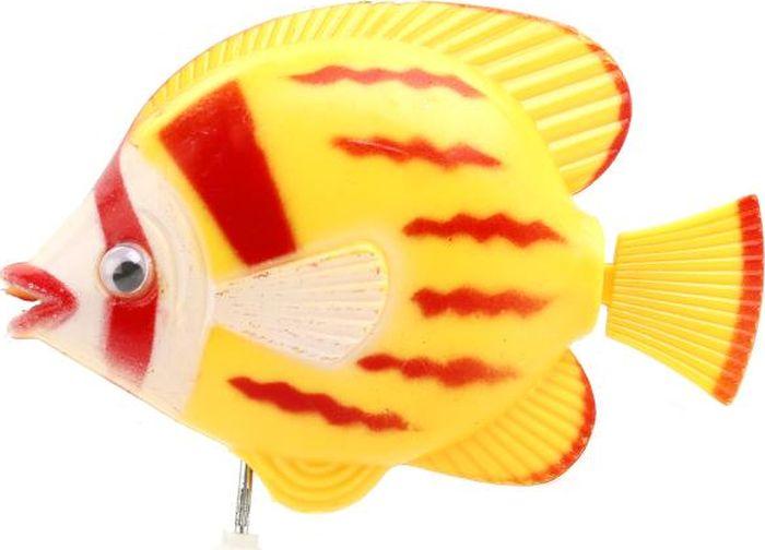 Умка Заводная игрушка Рыбка 1102D005-Y мобили henglei мышки с заводным механизмом
