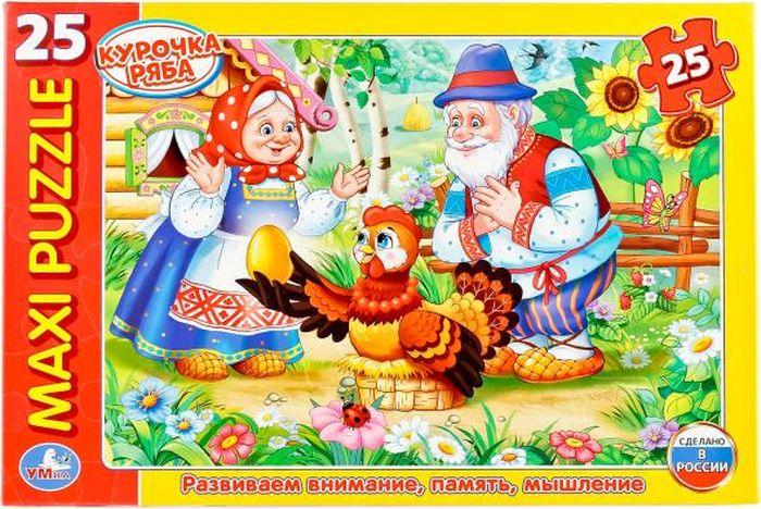 Умка Пазл для малышей Курочка Ряба 4690590134337