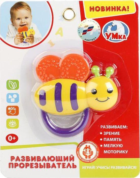 Умка Прорезыватель Пчелка