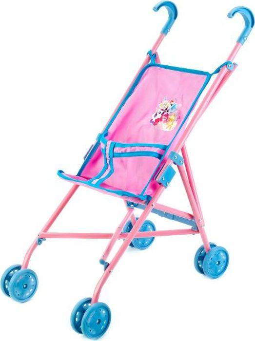 Карапуз Коляска для кукол My Little Pony 63AC-MLP карапуз коляска трость для кукол 63ac c2
