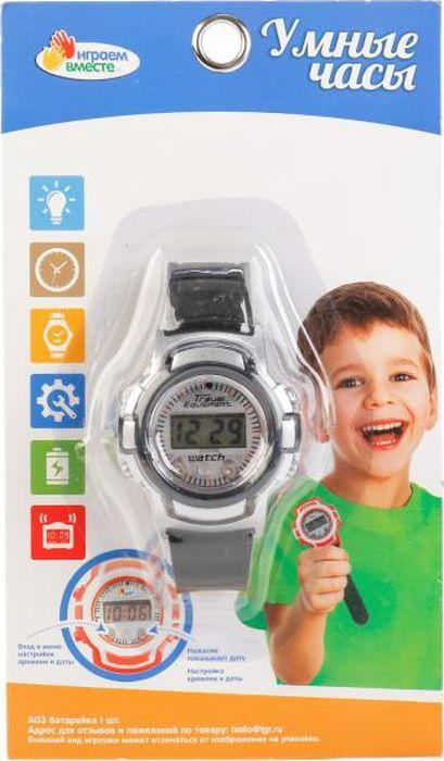 Играем вместе Умные часы электронные B1654563-R2 играем вместе умные часы электронные b1654563 r2