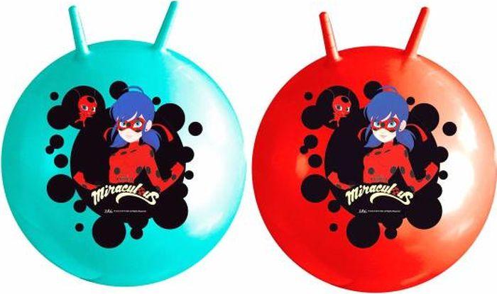 Играем вместе Мяч Леди Баг с рожками 45 см SJN-18 зонт играем вместе леди баг um45t lbug