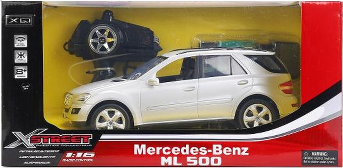 Радиоуправляемая модель Mercedes-Benz Ml500 116 катушка зажигания для mercedes benz w168 a140 a160 a190 vaneo 0221503033 a0001501380