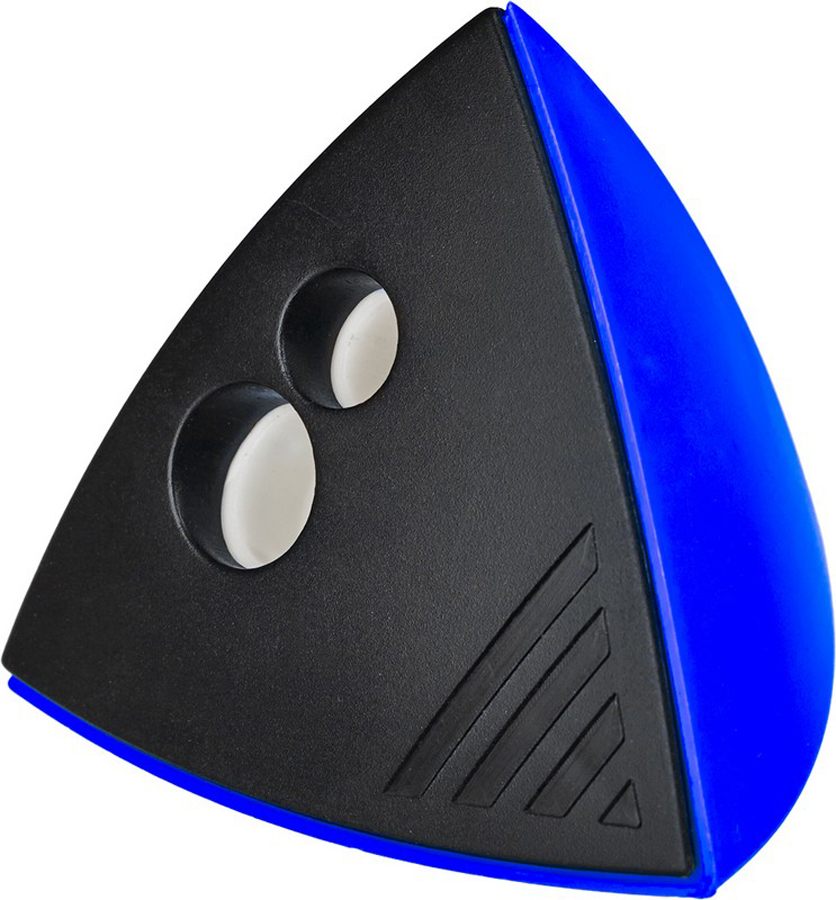 Attache Точилка Mercury с контейнером цвет синий черный точилка пластиковая maped stop signal одно отверстие с контейнером