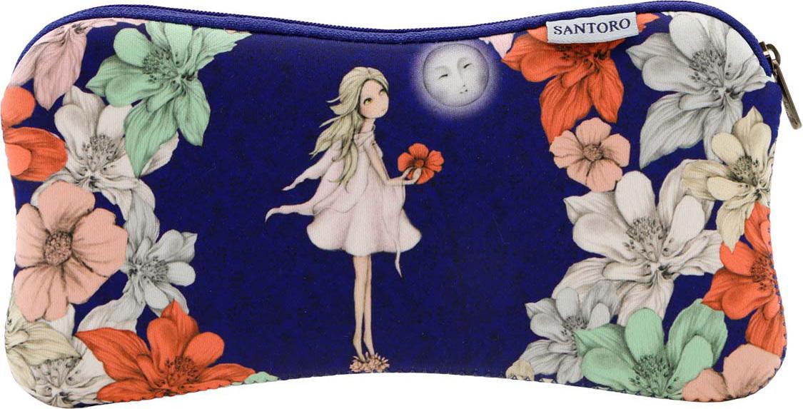 Santoro London Пенал Midnight Garden