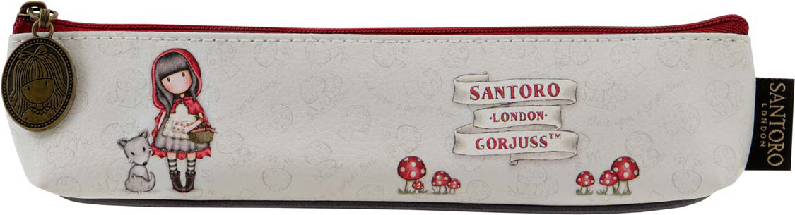 Santoro London Пенал Little Red Riding Hood канцелярия mealux пенал для карандашей