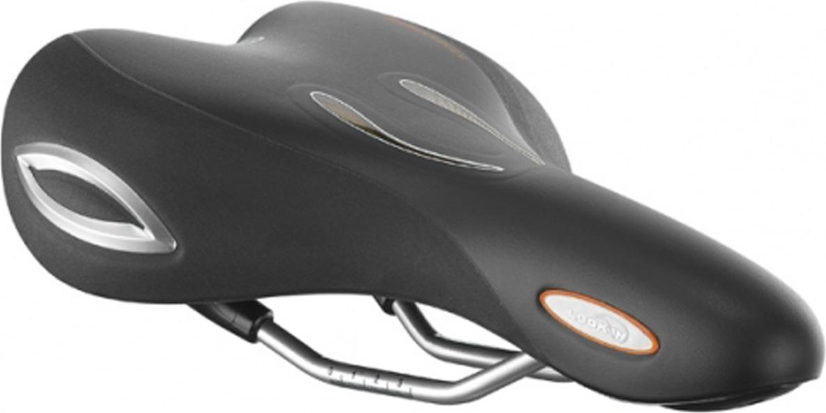 Седло для велосипеда мужское Selle Royal, гелевое, 282х185 мм
