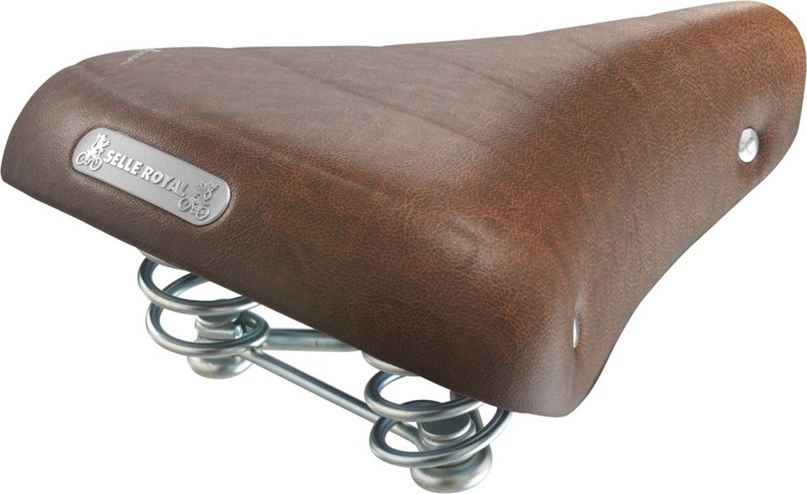 Седло для велосипеда Selle Royal, универсальное, 214x253 мм