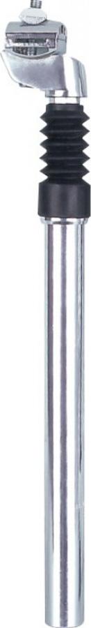 Штырь подседельный Kaiwei, c амортизатором D-27, 2, L-300 мм, ход-40 мм, алюминий
