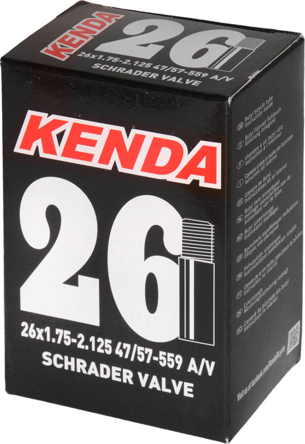 Велокамера Kenda 26''x1.75-2.125 presta F/V-48 мм