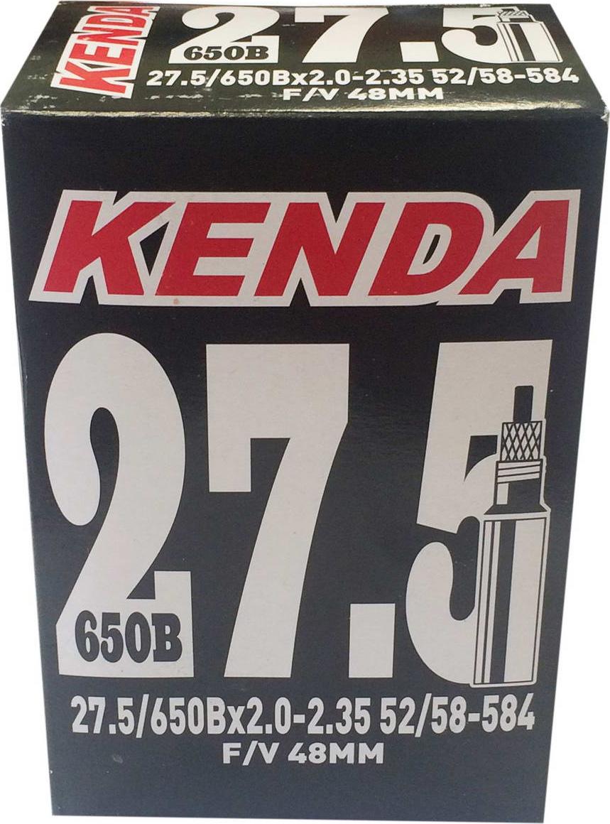 Велокамера Kenda 27.5''x1.75-2.125, f/v-48 мм цена
